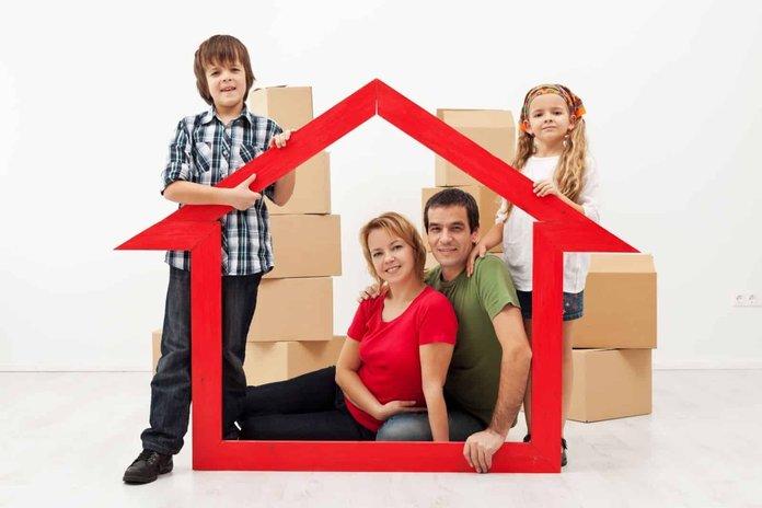 Несовершеннолетние собственники квартиры