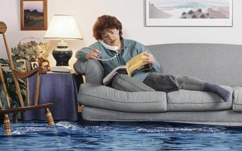 Образец претензии при проливе квартиры