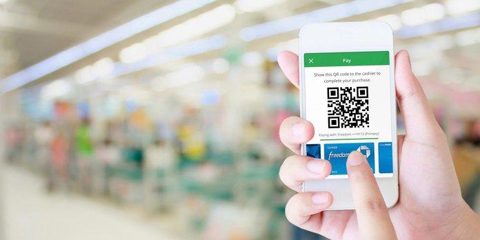 Оплата услуг ЖКХ через приложение PayQR