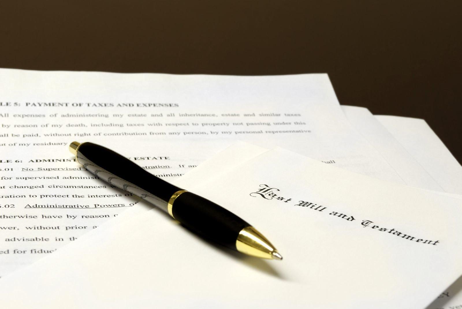 Договор наследования земельного участка