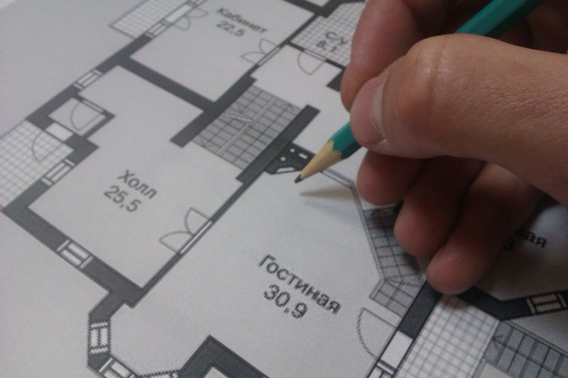 Образец заявления на перепланировку квартиры