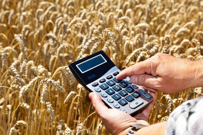 Подсчет земельного налога на калькуляторе