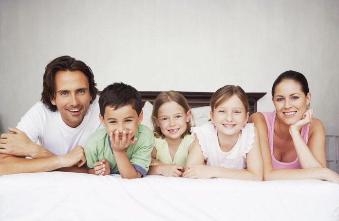Участники программы молодая семья