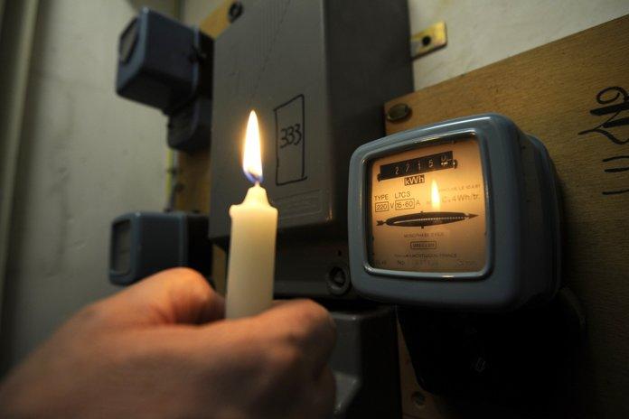Незаконное отключение энергии