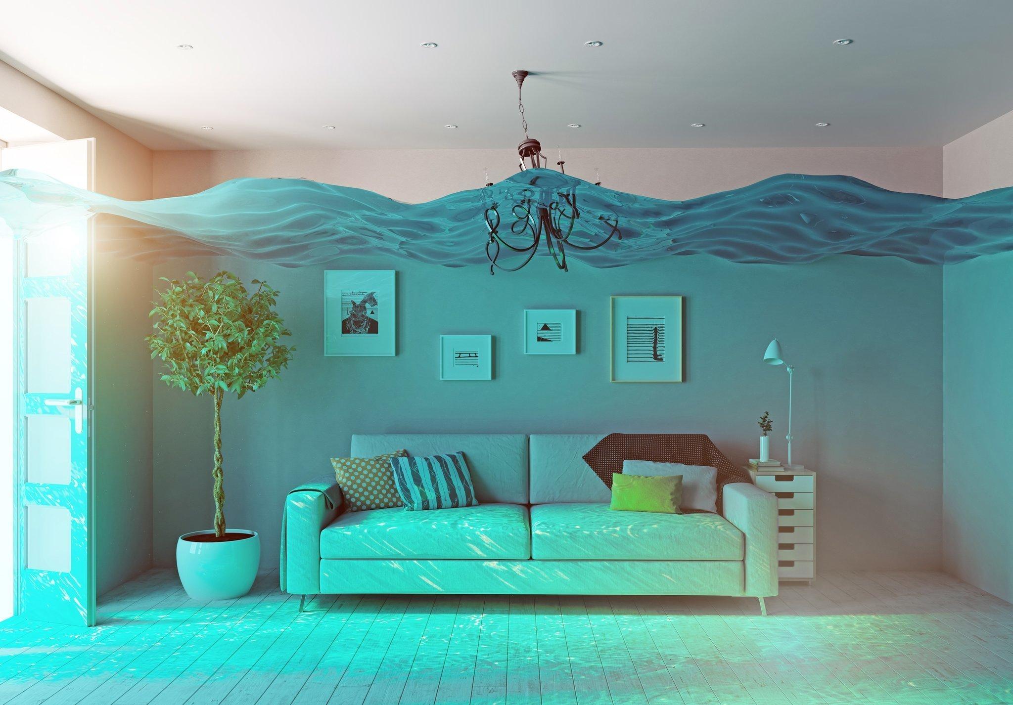Акт после затопления квартиры