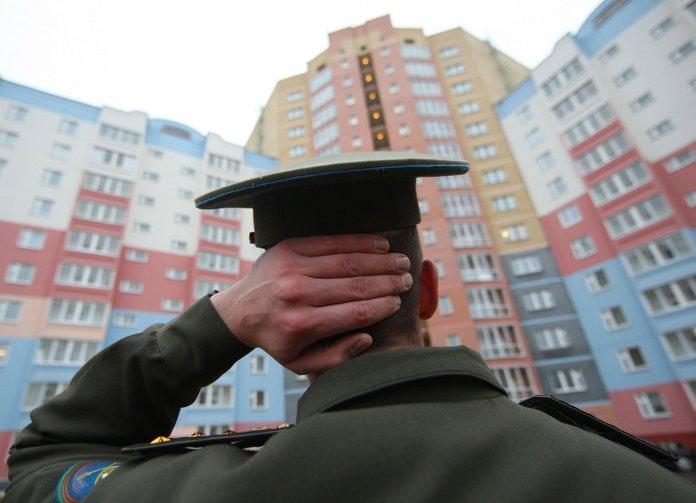 Военнослужащий, выселенный из квартиры