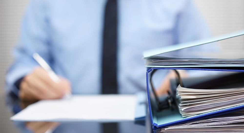 Доверенность для курьера на получение документов