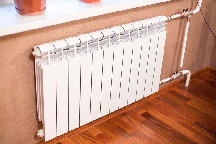 Современные радиаторы в квартире