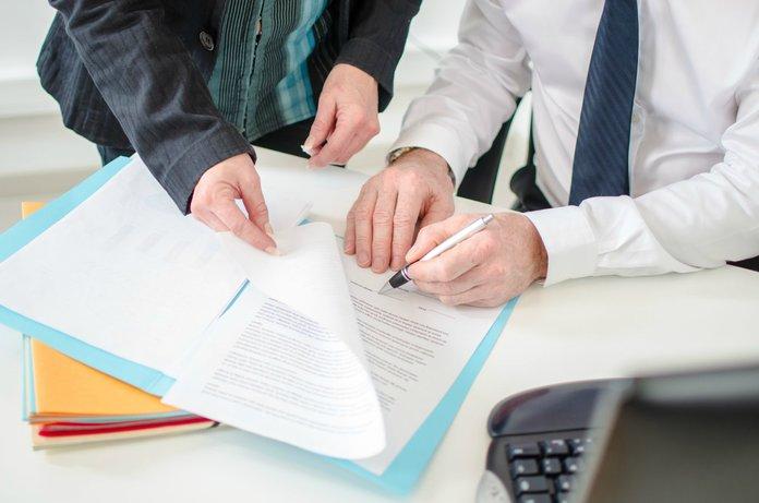 Правила составления договора