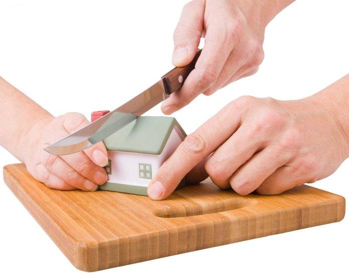 Раздел недвижимого имущества в браке