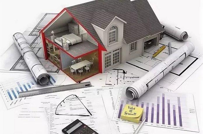 Регитрация незавершенного дома