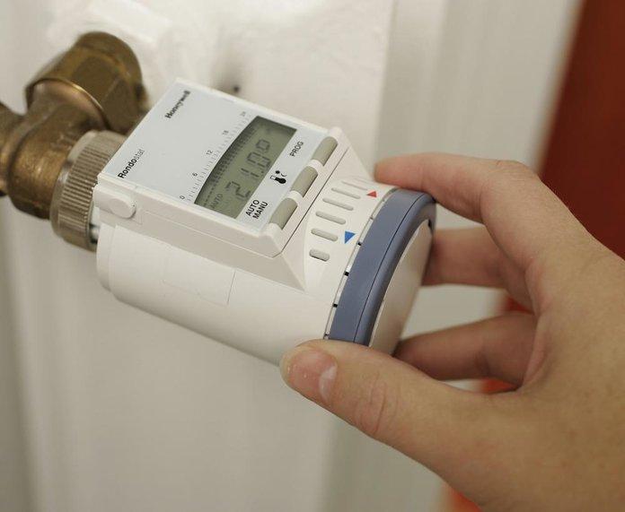 Тепловой счетчик на отопление