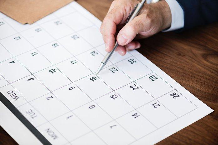 Сроки ожидания регистрации брака после подачи заявления