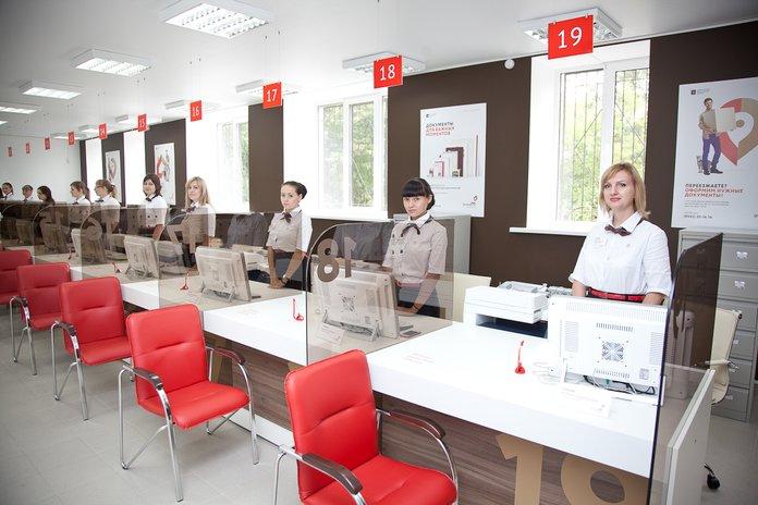 Офис госучреждения