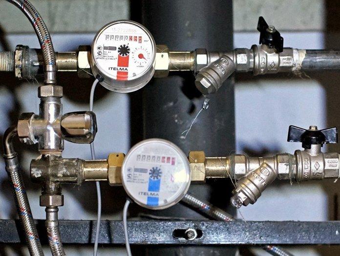 Расчет водоотведения по счетчику