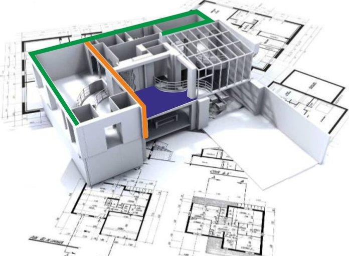 Составление технического плана на новые помещения
