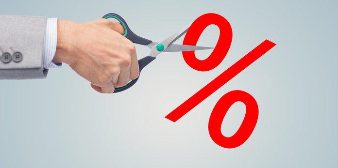 Снижение процента при рефинансировании