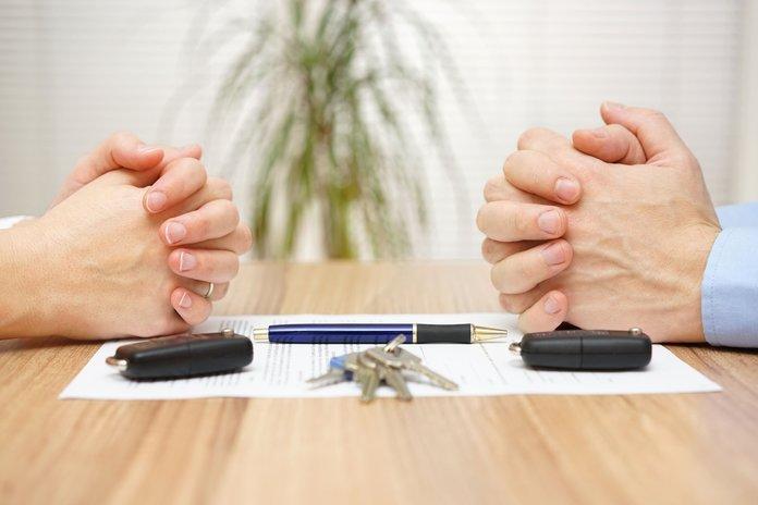 Как составить исковое заявление о разделе имущества?