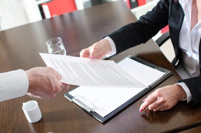 Передача договора