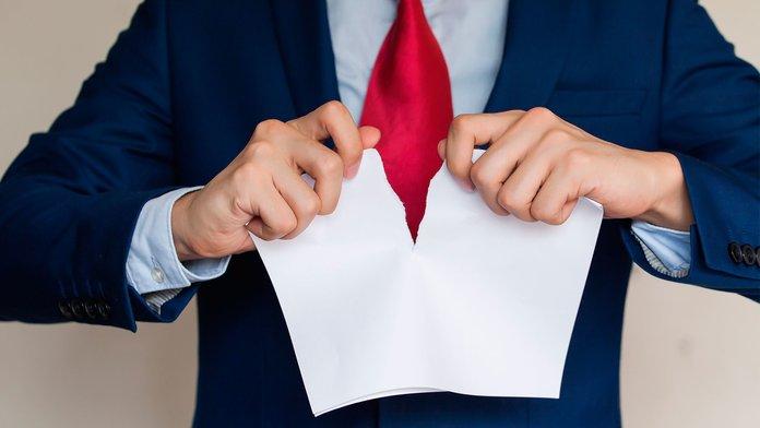 Расторжение соглашения об аренде