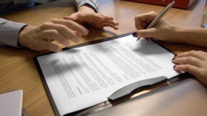 Отказ от подписи акта
