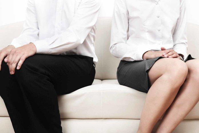 Супруги разводятся