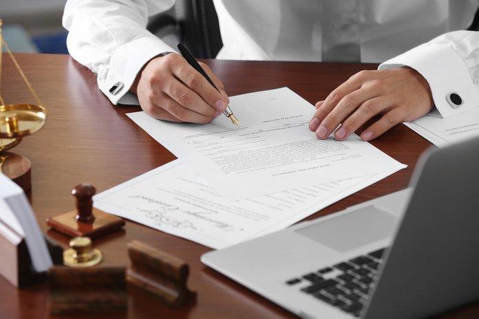 Регистрация наследственного права у нотариуса