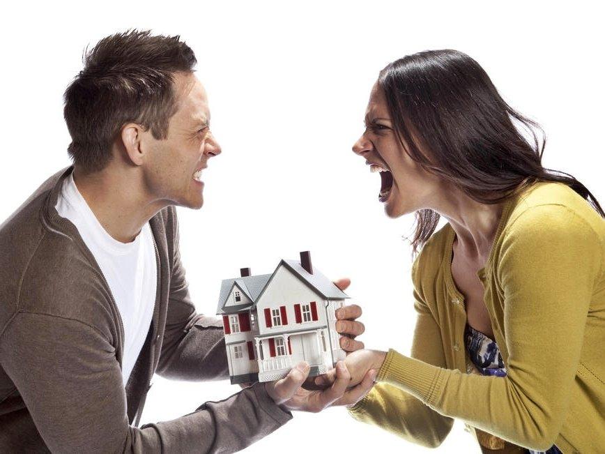 раздел купленного имущества совместно при разводе Дай-ка ним
