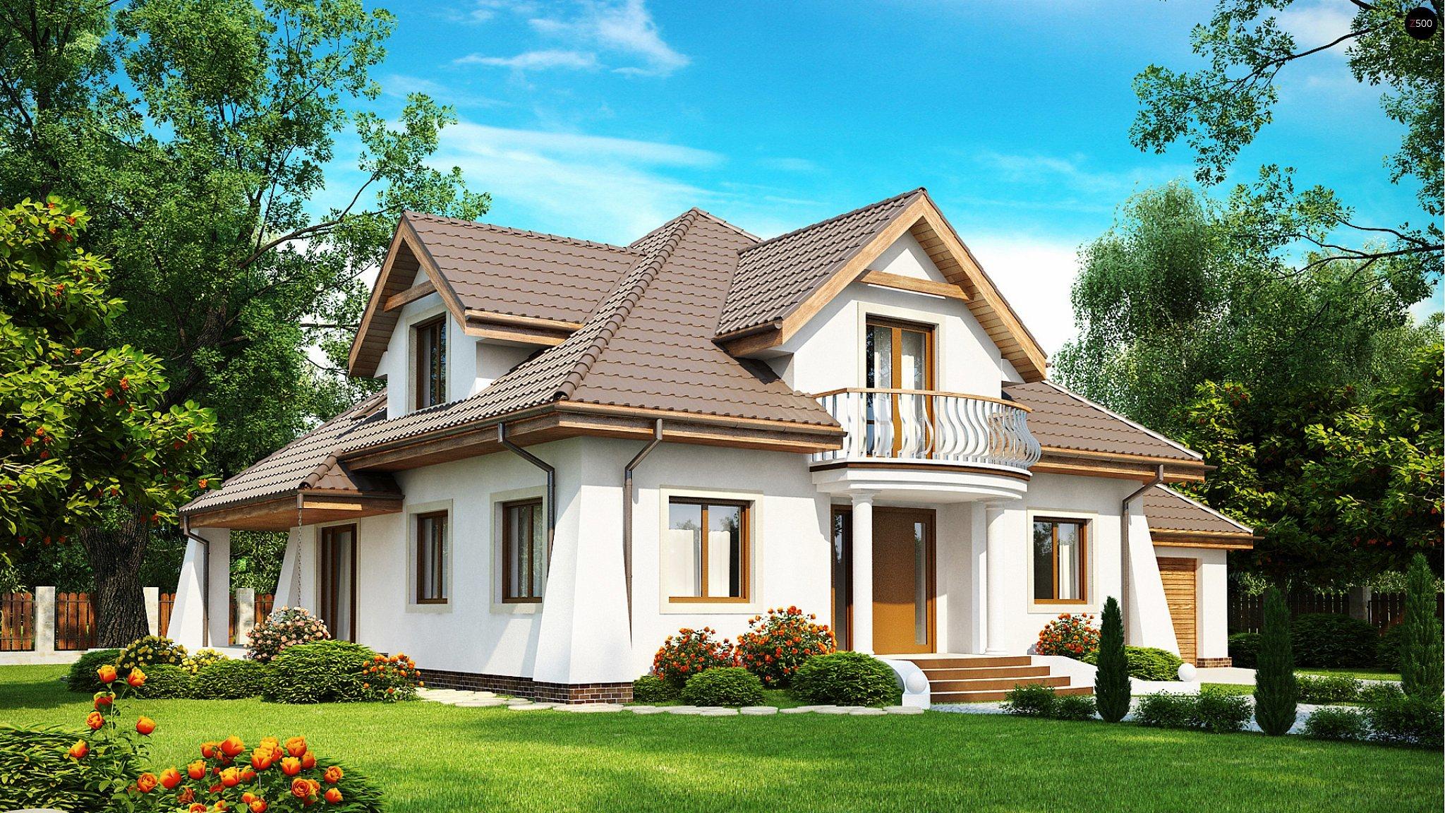 Проекты домов.